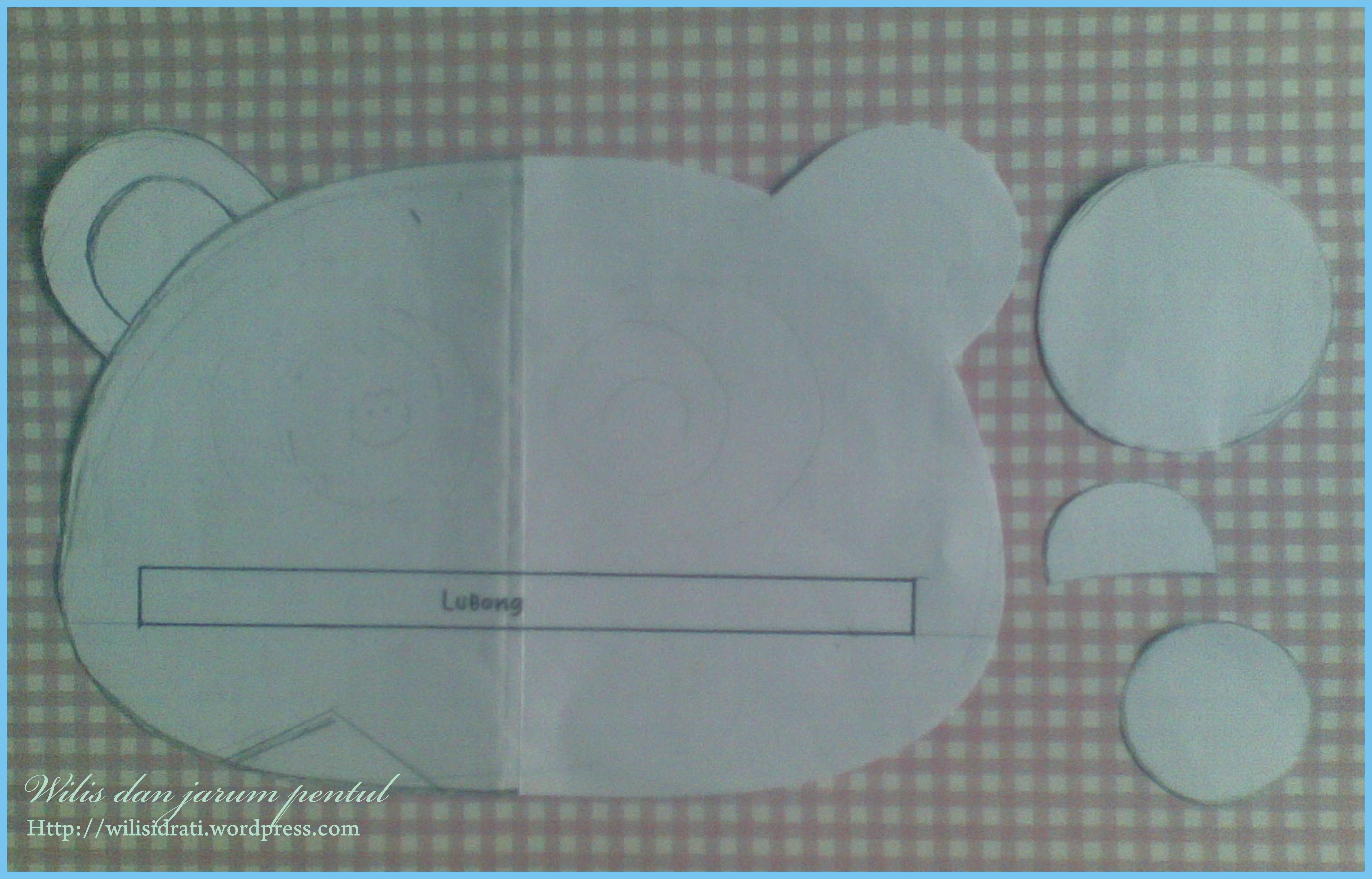 45+ Boneka beruang pola hewan dari kain flanel terupdate